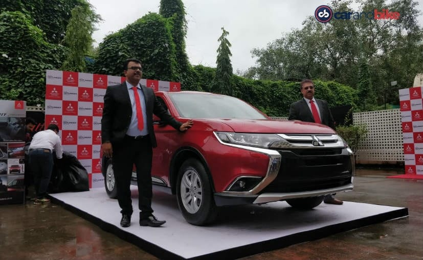 New Generation Mitsubishi Outlander Launched In India; Priced At &#8377 31.95 Lakh