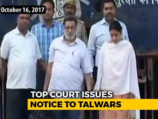 Video : Top Court Admits CBI Appeal Against Aarushi Talwar's Parents' Acquittal