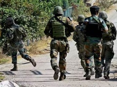 Terrorist Killed In Encounter With Security Forces In Jammu And Kashmir's Pulwama