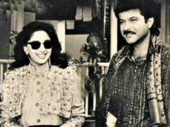 Sonam Kapoor Shares Dad Anil Kapoor And Madhuri Dixit's Throwback Pic. He Reveals Story Behind It