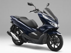 Honda PCX Hybrid To Be Launched In Japan