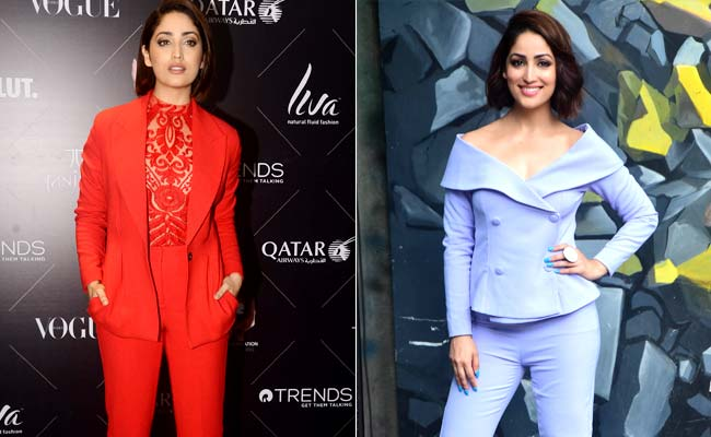 4 Times Yami Gautam Proved Her Pantsuit Game Was The Strongest