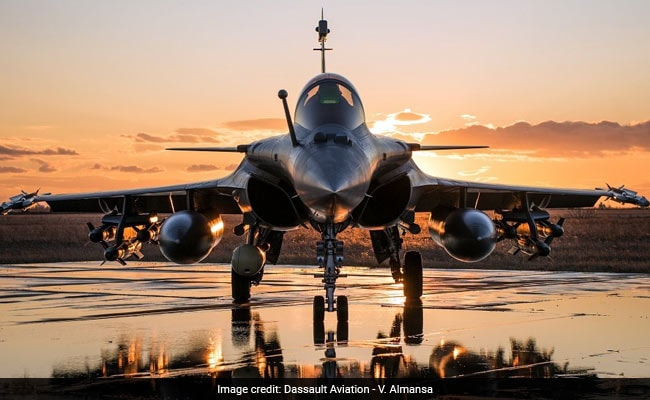 Air Force Chief Justifies Government's Decision To Buy 36 Rafale Jets