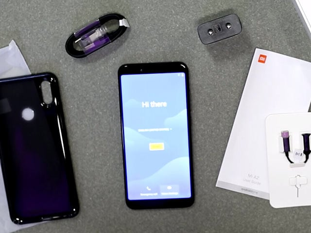 Video : Xiaomi Mi A2 Unboxing And First Look: Camera, Specs, Features, And More