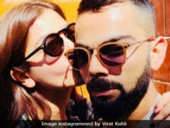 Anushka Sharma And Virat Kohli's Loved-Up Pic Is All You Want To See Today