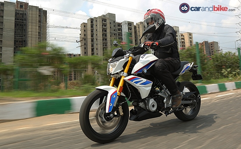 The BMW G 310 R is priced at Rs. 2.99 lakh (ex-showroom)
