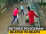 Video : Retired Cop Beaten To Death In Allahabad, Locals Watched. Attack On CCTV