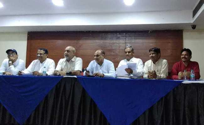 कांग्रेस सेवादल के एक प्रेस नोट पर हंगामा, आरएसएस की तारीफ में कसीदे!