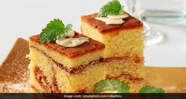 White Wine Sponge Cake