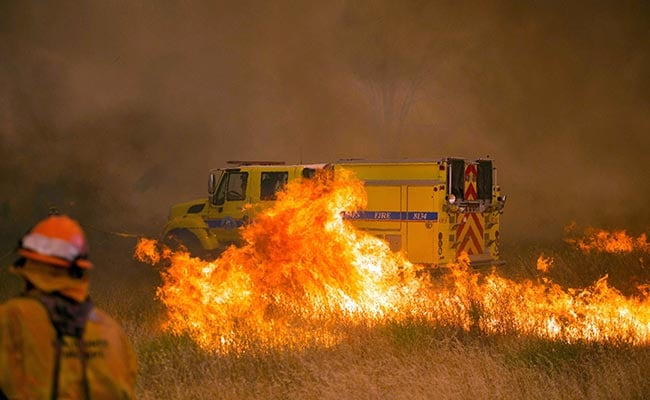 Wildfires Spark Evacuations In Northern California