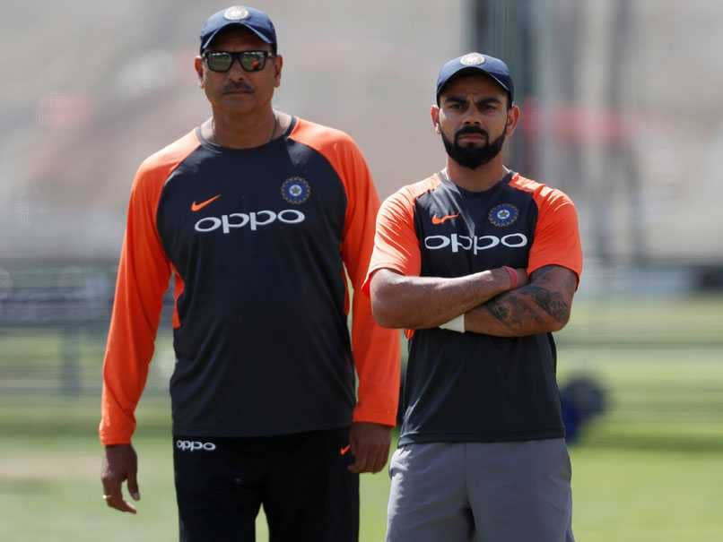 Shastri has been paid the advance huge fees for his coaching services, have a look of players fee as well