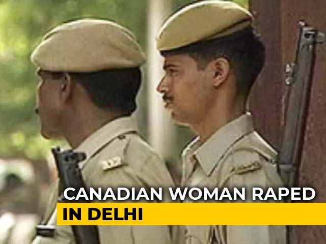 Video : Canadian Woman Allegedly Raped By Man She Met At Pub In Delhi's Hauz Khas