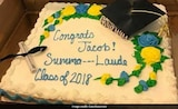 Mom Orders 'Summa Cum Laude' Cake. Bakery Censors It To 'Summa ... Laude'