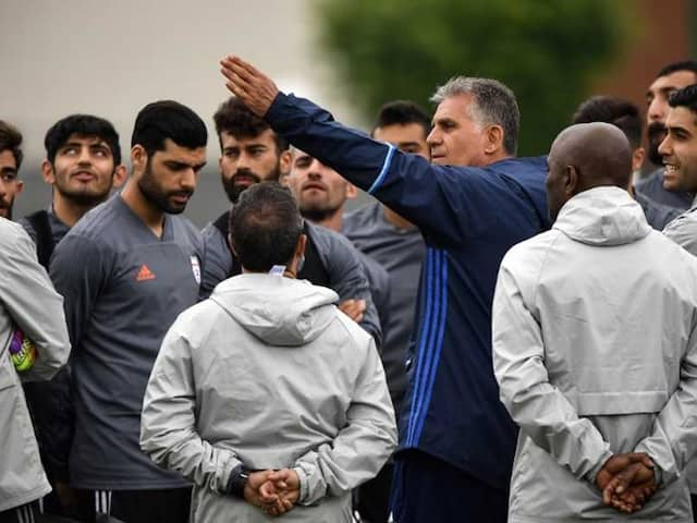 FIFA World Cup: Iranian Football Team Seeks Apology From Sports Brand Amid US Sanctions