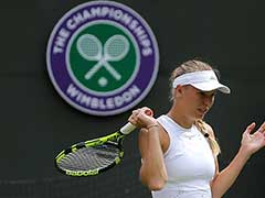 Wimbledon 2018: World No. 2 Caroline Wozniacki Knocked Out In Second Round