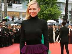 Cannes 2018: A Rainbow Skirt On The Red Carpet? Cate Blanchett Made It Happen