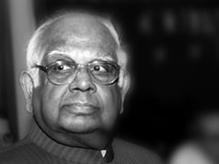 Somnath Chatterjee, Former Lok Sabha Speaker, Dies At 89