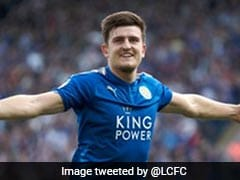 Manchester United To Step Up Chase Of England Star Harry Maguire: Reports