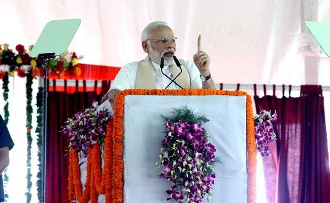 Congress Demands PM Modi's Apology For 'Party For Muslim Men' Remark