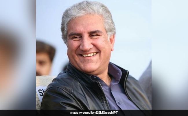 Shah Mahmood Qureshi Appointed As Pakistan's New Foreign Minister
