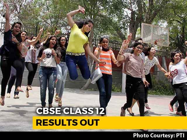 Video : CBSE Class 12 Results Announced, All-India Topper Gets 499 Of 500 Marks