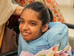 Differently-Abled Girl Tops CBSE Class 10 Exam, Says Didn't Want To Be Treated Special