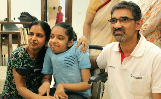 Differently-Abled Gurgaon Girl Who Topped CBSE Class 10 Praised By PM