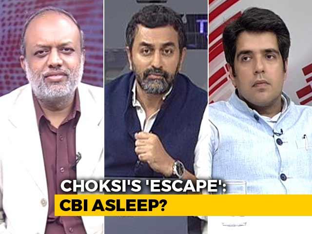Video : Truth vs Hype: The Mehul Choksi Trail