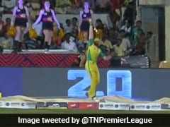 Watch: Shahrukh Khan Pulls Out Astonishing Boundary-Line Catch In Tamil Nadu Premier League