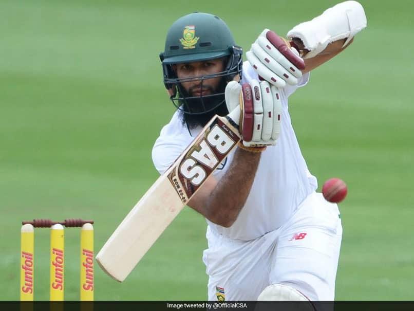 Amla Becomes Third South African Batsman To Score 9000 Test Runs