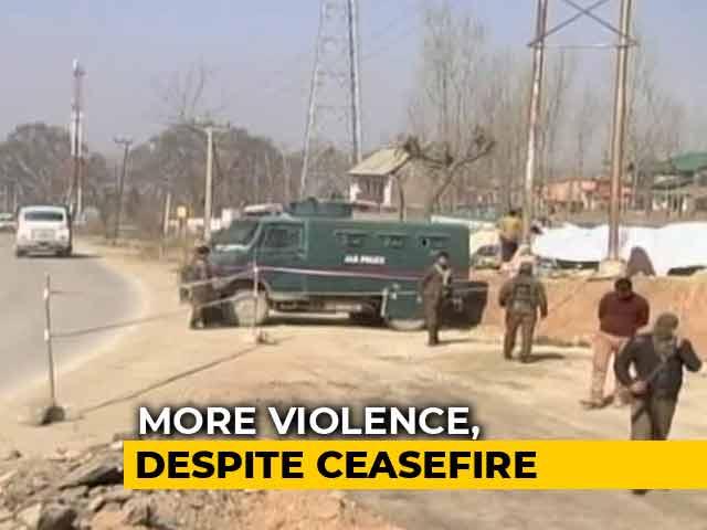 Video : Week After Ramzan Peace Plan, Violence Up In Kashmir, Civilians Hit