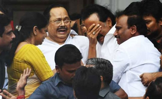 Stalin Says Would Have Died Had Father Not Been Buried At Marina Beach