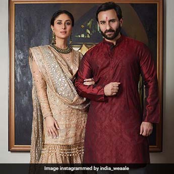 Kareena Kapoor-Saif Ali Khan To The Clooneys, These Celeb Couples Prove Age Is Just A Number