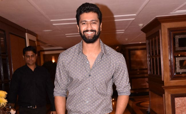 Vicky Kaushal Injures Arm While Filming Uri, Keeps Shooting