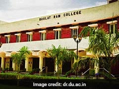 Students Of Delhi's Daulat Ram College Move Court Over Admissions