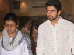 Rita Bhaduri's Prayer Meet Attended By Co-Stars Juhi Parmar, Hussain Kuwajerwala And Others