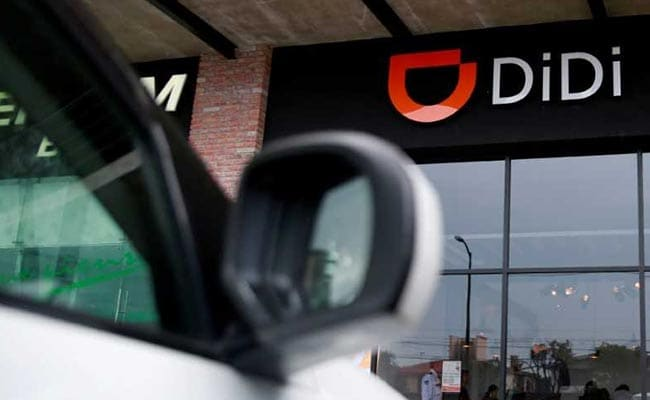 Didi is reshuffling its domestic business as it expands globally.