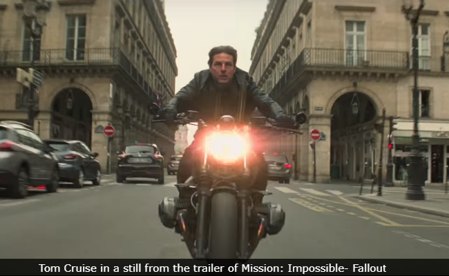 Mission: Impossible - Fallout Box Office Collection Day 3: Tom Cruise's Film Is A 'Hit' At Rs 36.25 Crore