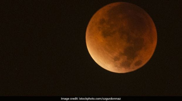 Lunar Eclipse 2018: