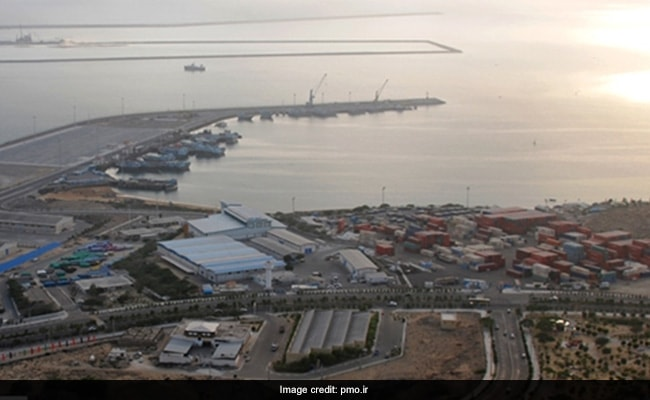 chabahar port iran india website