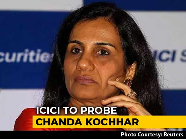 Video : ICICI Bank To Probe Allegations Against CEO Chanda Kochhar