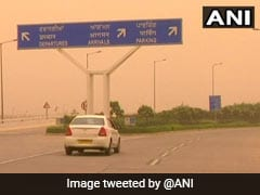 Chandigarh Airport Partially Shut For Second Day Owing To Dust