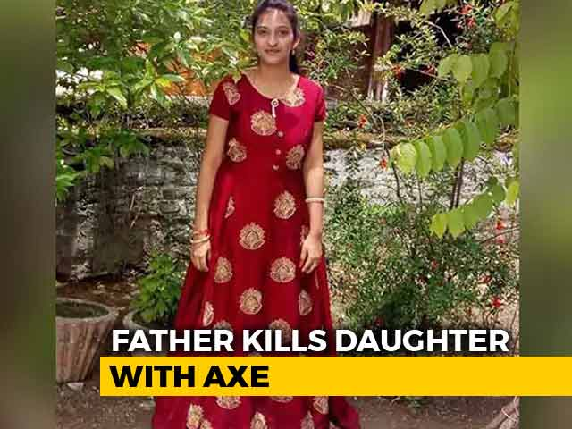 Video : Andhra Man Allegedly Kills Daughter, Day After She Turned 18