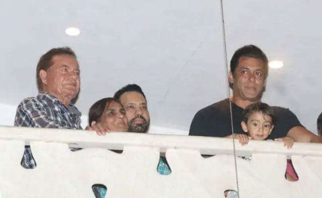 The 'Clear-Cut Instruction' Salman Khan's Dad Salim Khan Gave His Kids About Their Girlfriends