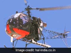 Army Helicopter Crash-Lands In J&K's Udhampur, 2 Pilots Injured: Report