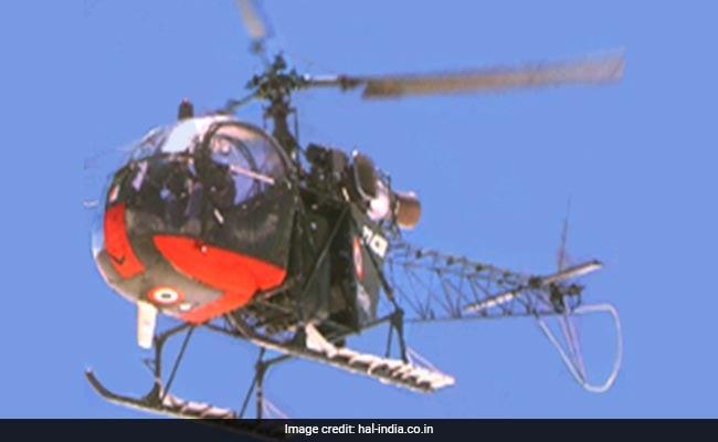 Air Force Chopper Crash-Lands In Jammu And Kashmir, Passengers Safe