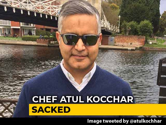 "Video : Indian-Origin Michelin-Star Chef In Dubai Sacked Over ""Anti-Islam"" Tweet"