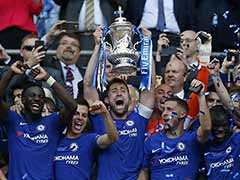 Eden Hazard The Hero As Chelsea Beat Manchester United To Win FA Cup