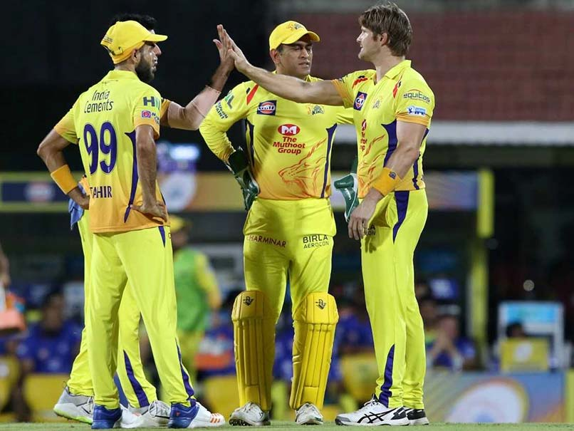 IPL 2018: When And Where To Watch Chennai Super Kings vs Kings XI Punjab