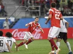 World Cup 2018, Russia vs Egypt Live Football Score: Mohamed Salah Scores But Russia Still Lead 3-1